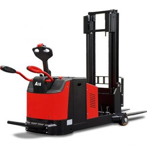 A Series Electric counterbalanced Stacker 1.6 tấn